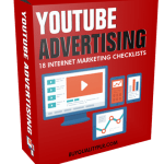 YouTube Advertising Internet Marketing Checklist