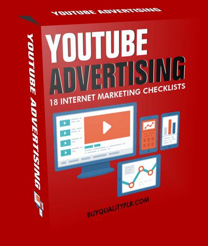 YouTube Advertising Internet Marketing Checklist