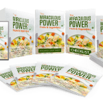 The Miraculous Power of Fruits and Vegetables Sales Funnel with Master Resell Rights
