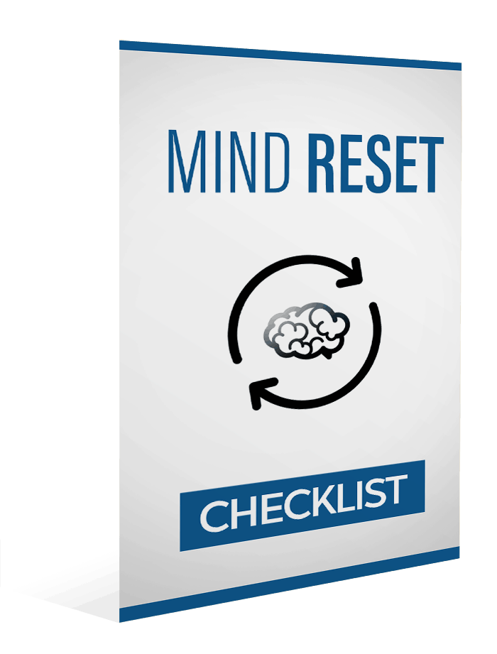 Mind Reset Sales Funnel with Master Resell Rights Checklist