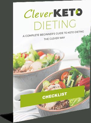 Clever Keto Dieting MRR eBook checklist