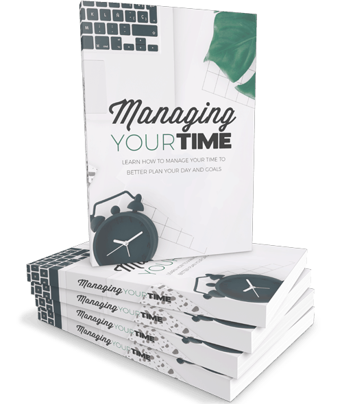 Managing Your Time Master Resell Rights eBook