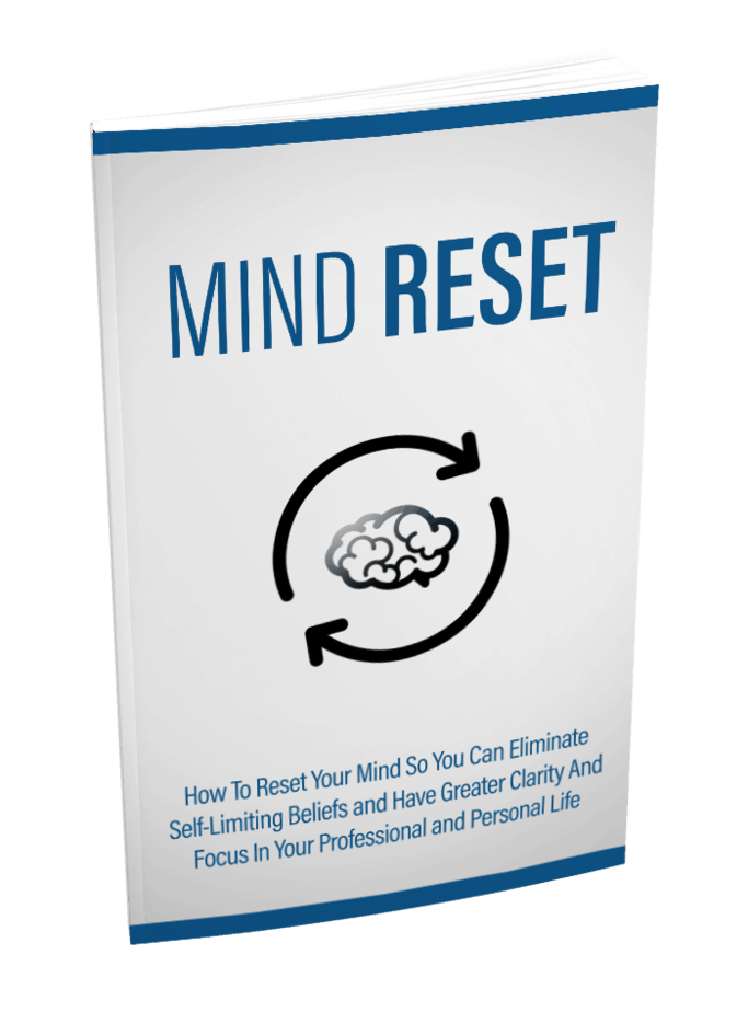 Mind Reset Sales Funnel with Master Resell Rights Ebook