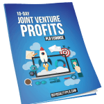 10-Day Joint Venture Profits Course PLR ECourse