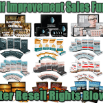 21 Self Improvement Sales Funnels Master Resell Rights Blowout