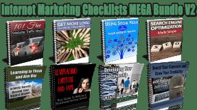 Internet Marketing Checklists MEGA Bundle V2