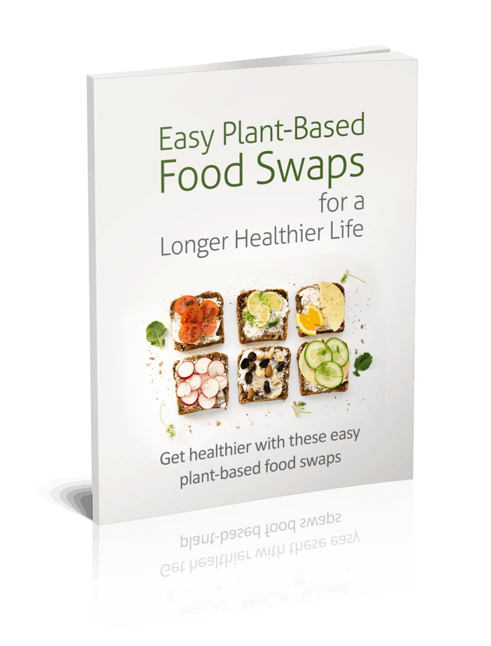 Plant-Based Food Swaps for a Longer Healthier Life PLR Report