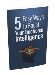 5 Easy Ways To Boost Your Emotional Intelligence MMR Report with Squeeze Page