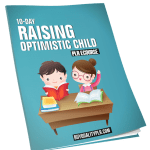 10-Day Raising Optimistic Child PLR ECourse