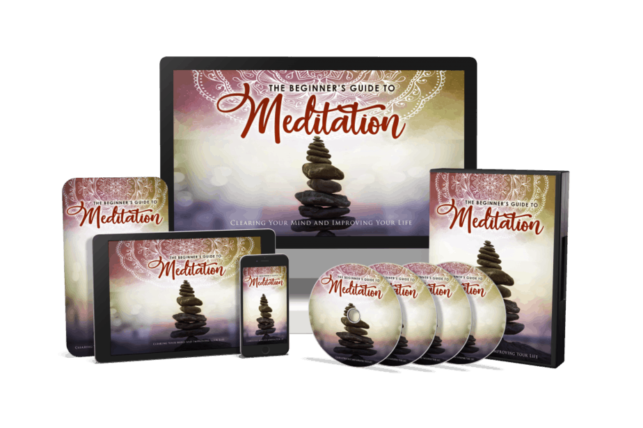 The Beginners Guide To Meditation Sales Funnel with Master Resell Rights