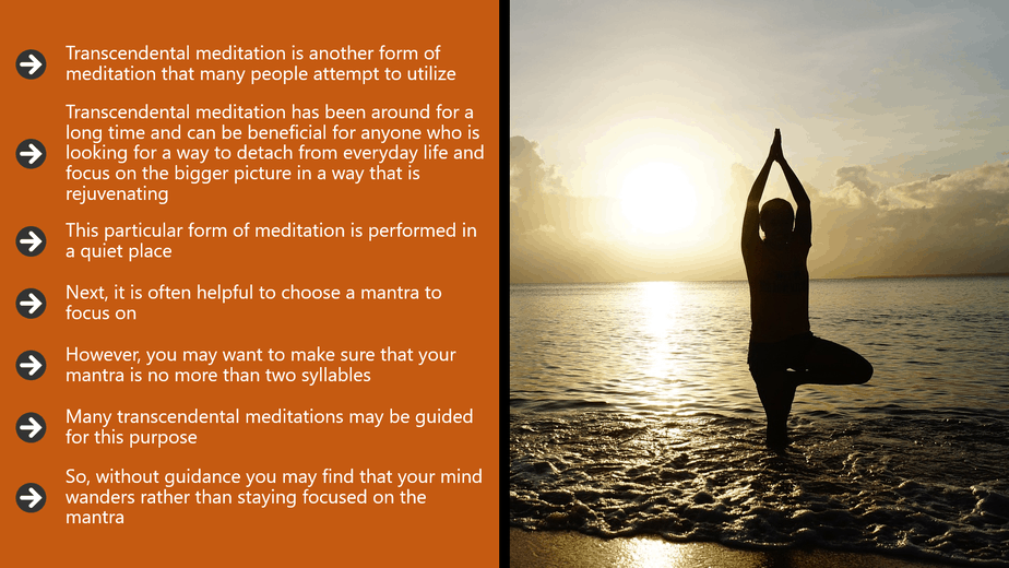 The Beginners Guide To Meditation MRR Videos Chapter 6