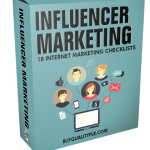 Internet Marketing Checklist – 18 Influencer Marketing Checklists