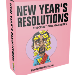 New Year's Resolutions Checklist For Marketers