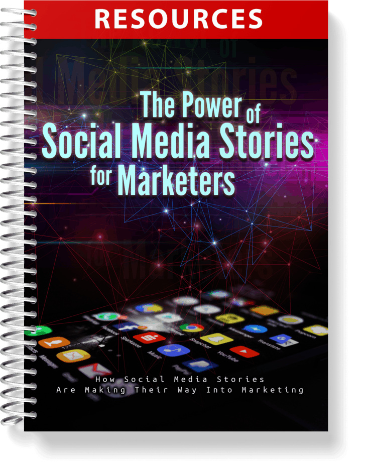 The Power Of Social Media Stories For Marketers Sales Funnel Resources