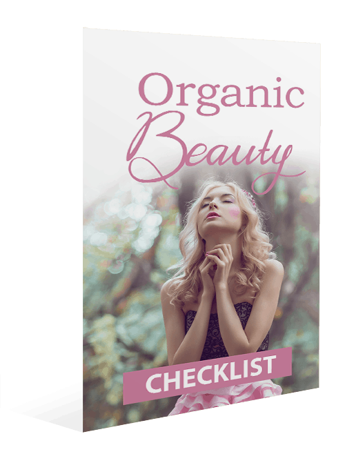 Organic Beauty Sales Funnel with Master Resell Rights checklist