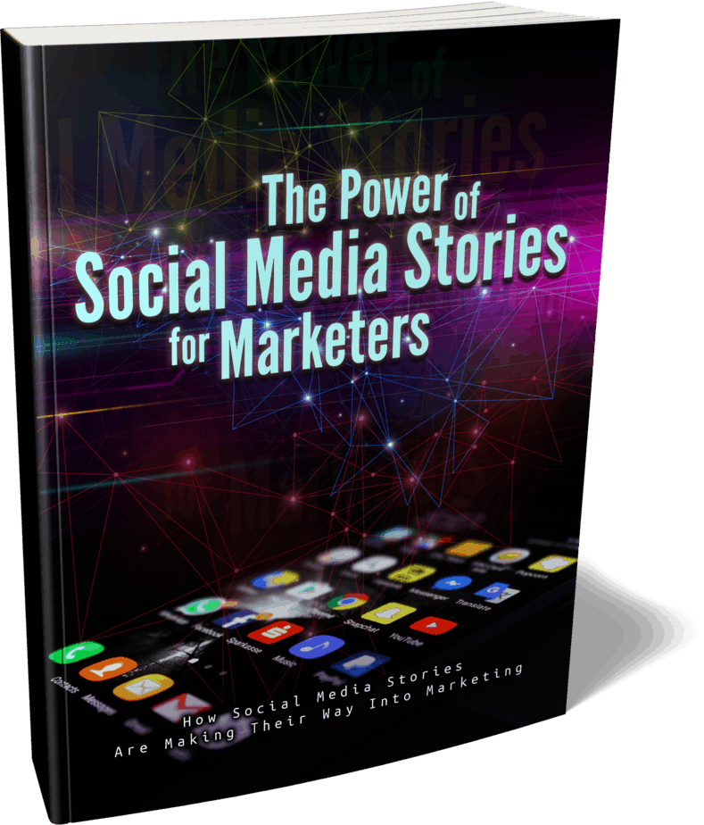 The Power Of Social Media Stories For Marketers Master Resell Rights ebook