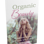 Organic Beauty Sales Funnel with Master Resell Rights