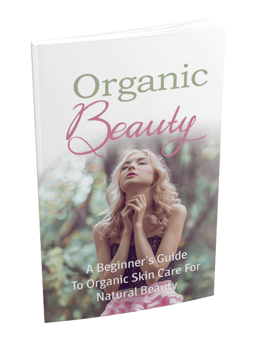 Organic Beauty Sales Funnel Master Resell Rights ebook