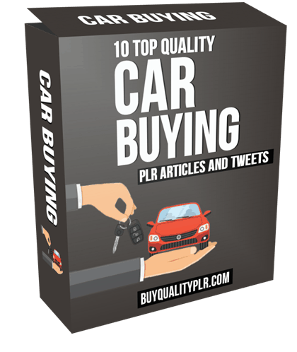 10 Top Quality Car Buying Articles and Tweets