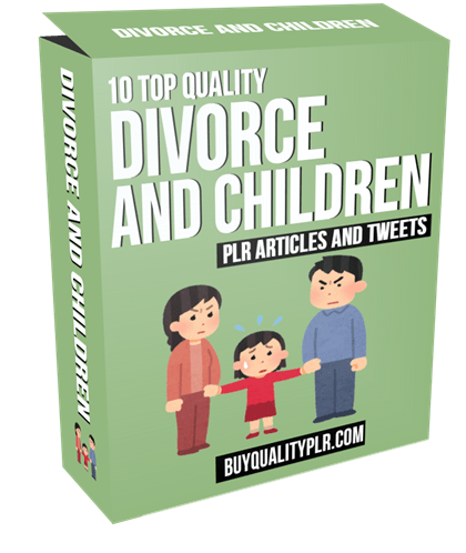 10 Top Quality Divorce and Children Articles and Tweets