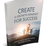 Growth Mindset for Success 10k Words Exclusive PLR eBook