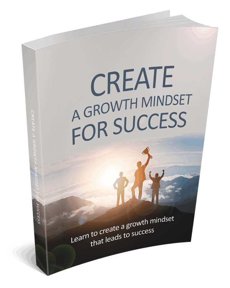 Growth Mindset for Success Exclusive PLR eBook