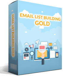 Email List Building Gold MRR Ebook