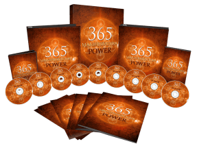 365 Manifestation Power Sales Funnel with Master Resell Rights