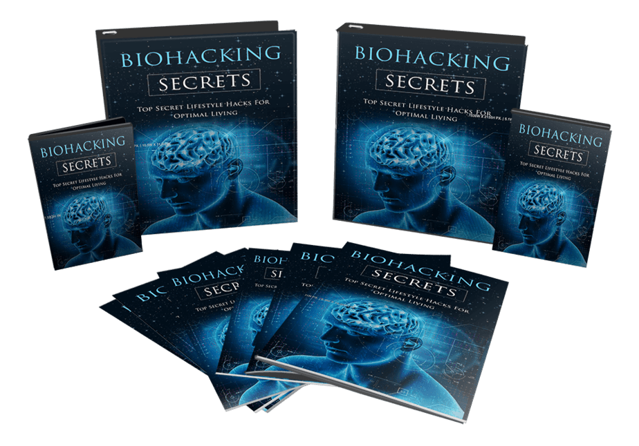 Biohacking Secrets Master Resell Rights ebook and videos