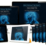Biohacking Secrets Sales Funnel with Master Resell Rights