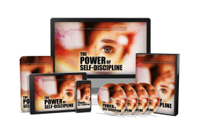 Power Of Self Discipline Sales Funnel with Master Resell Rights Bundle