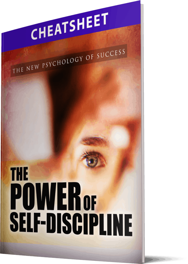 Power Of Self Discipline Master Resell Rights Cheatsheet