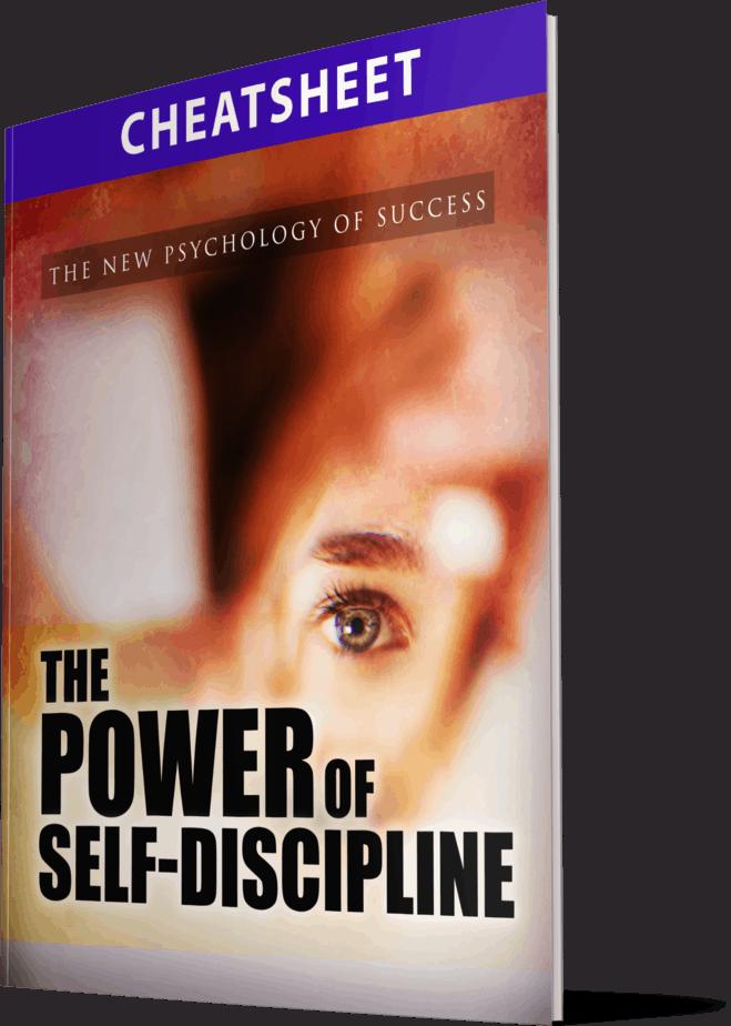 Power Of Self Discipline Master Resell Rights Cheatsheet