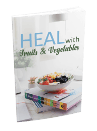 Heal With Fruit and Vegetables MRR Ebook
