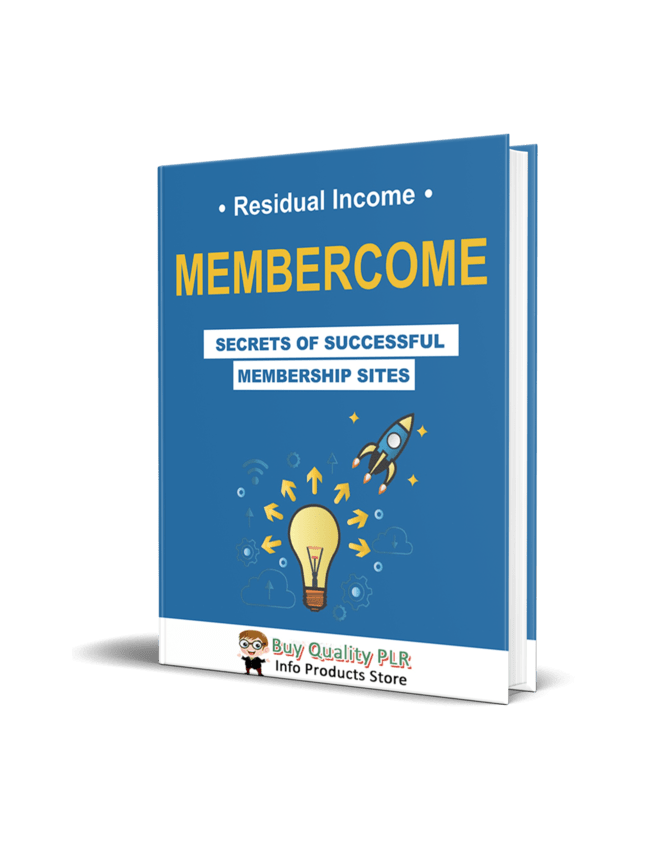 Membership Sites Rebrandable PLR Coaching Course
