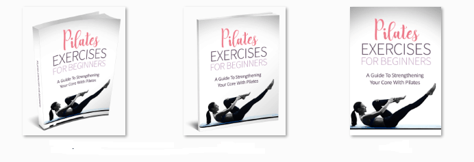 Pilates Exercises For Beginners Premium PLR eBook