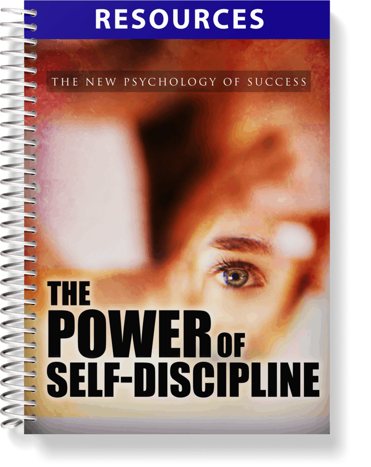 Power Of Self Discipline Sales Funnel with Master Resell Rights Resources