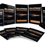 Bulletproof Motivation Sales Funnel with Master Resell Rights
