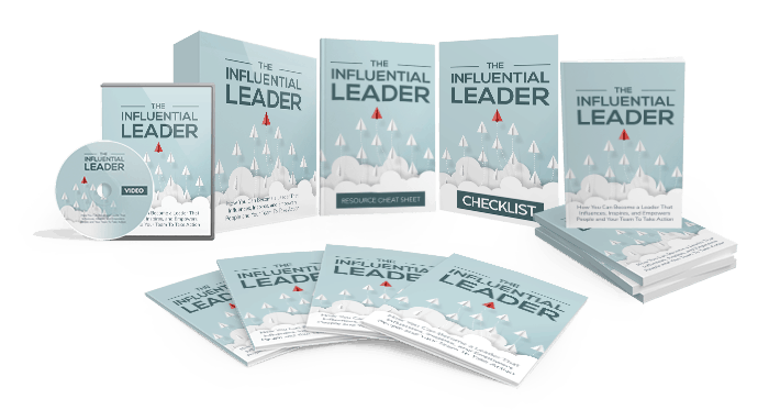 The Influential Leader Sales Funnel MRR bundle