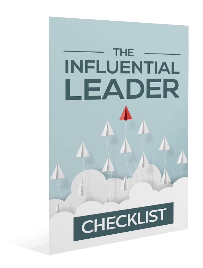The Influential Leader Sales Funnel with Master Resell Rights checklist