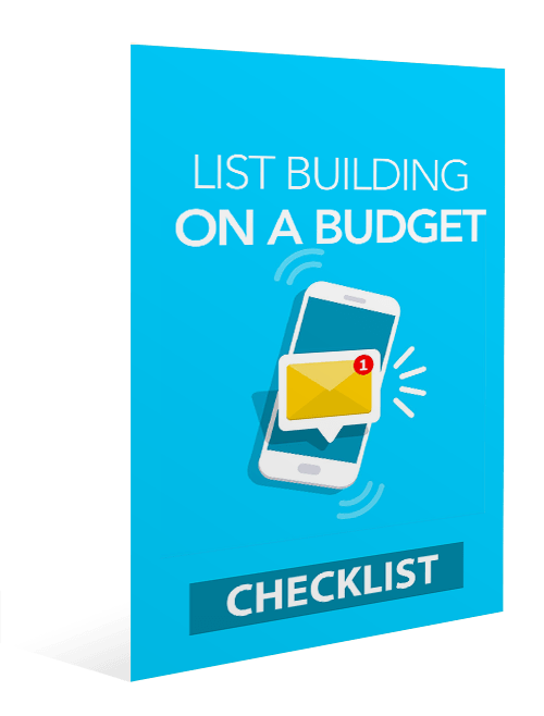 List Building On A Budget MRR Ebook with Reseller Toolkit