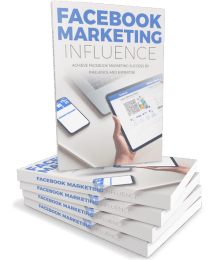 Facebook Marketing Influence Master Resell Rights Ebook