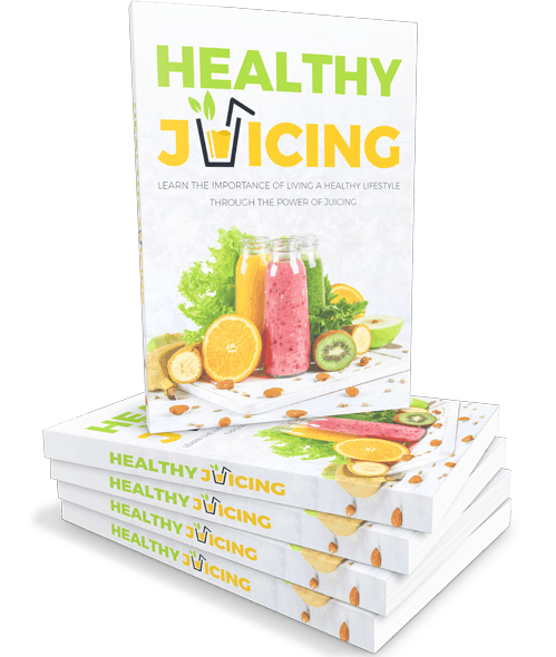 Healthy Juicing MRR Ebook with Reseller Toolkit