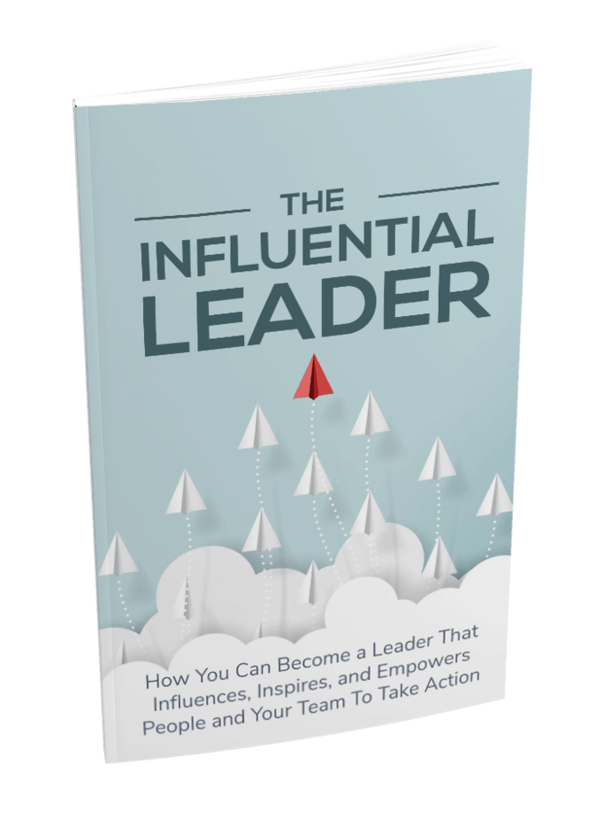The Influential Leader Sales Funnel with Master Resell Rights ebook