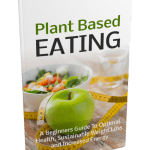 Plant Based Eating Sales Funnel with Master Resell Rights