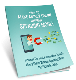 Make money online without Money PLR ebook