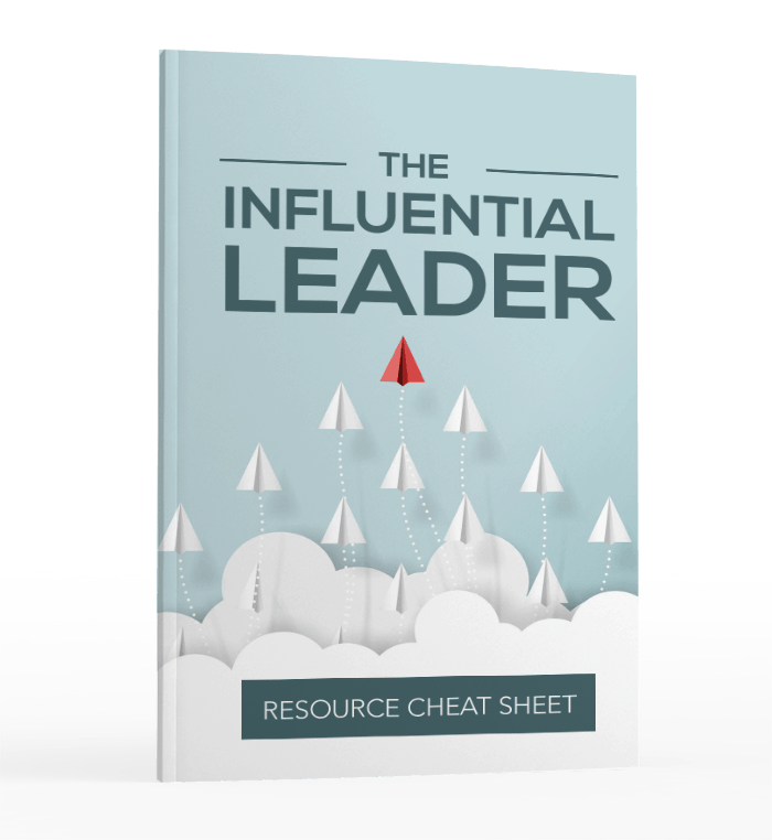 The Influential Leader Sales Funnel with Master Resell Rights resources