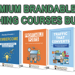 5 PREMIUM BRANDABLE PLR COACHING COURSES BUNDLE