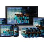 Modern Niche Marketing Sales Funnel with Master Resell Rights