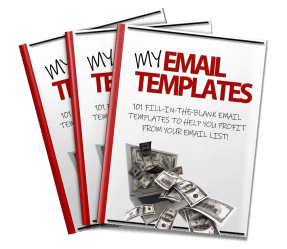 My Email Templates